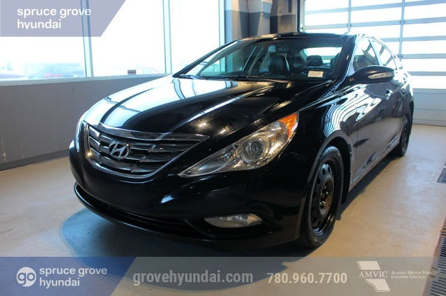 2013 Hyundai Sonata 2.0T Limited FWD with Navigation