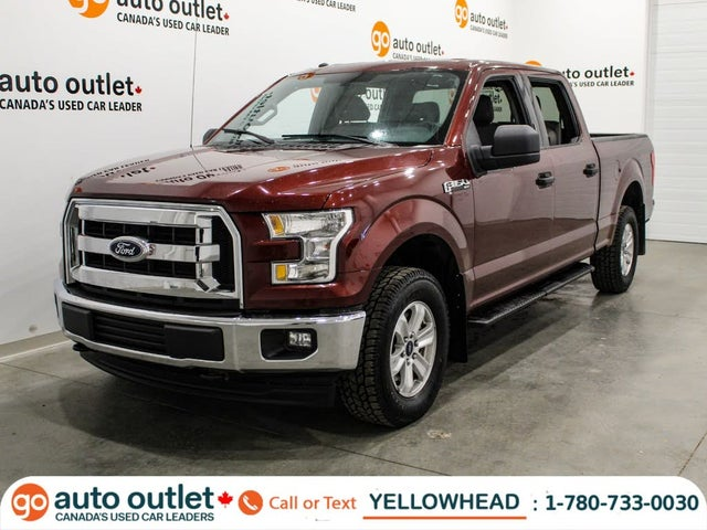 2016 Ford F-150 XLT SuperCrew LB 4WD