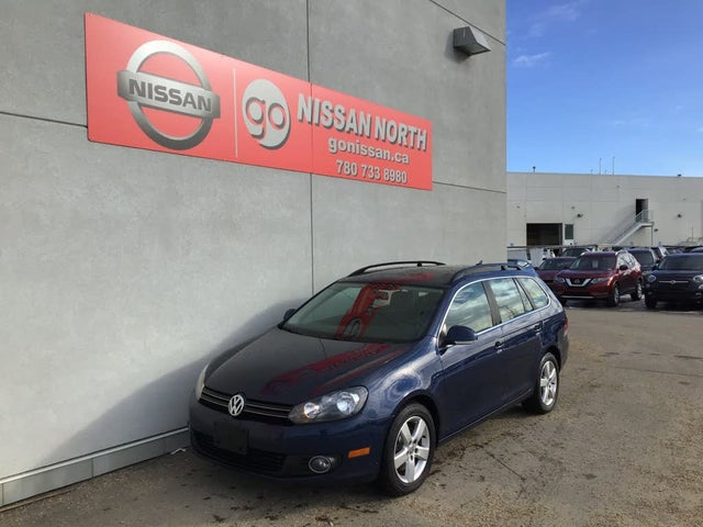 2013 Volkswagen Golf Wagon TDI Highline
