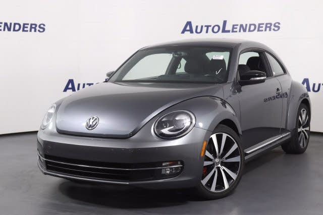 2012 Volkswagen Beetle Turbo