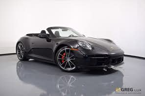 Used 2020 Porsche 911 Carrera 4s Cabriolet Awd For Sale With Photos Cargurus