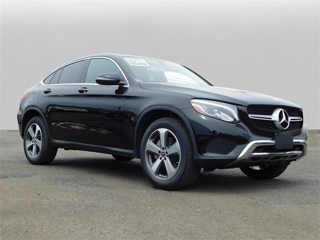 2017 Mercedes-Benz GLC-Class GLC 300 Coupe 4MATIC for Sale ...