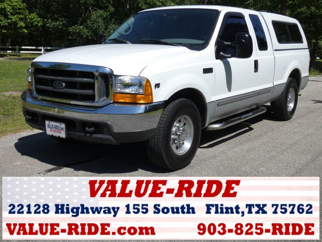 2000 Ford F-250 Super Duty Lariat Extended Cab SB