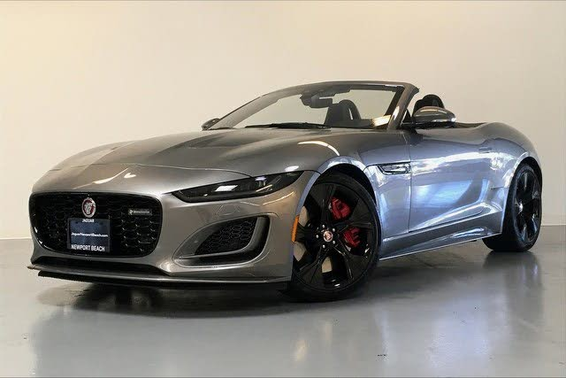 Used 2021 Jaguar F-TYPE R-Dynamic Convertible AWD for Sale ...