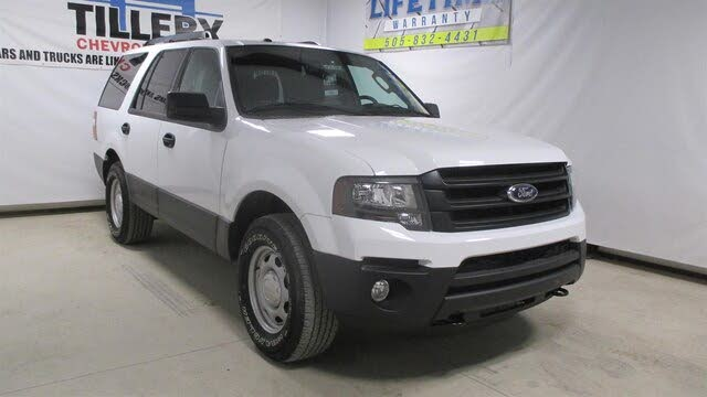 2016 Ford Expedition XL 4WD