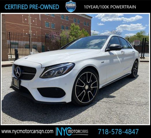 Used 2016 Mercedes-Benz C-Class C AMG 450 For Sale (with
