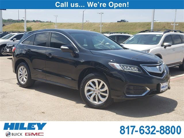 2017 Acura RDX FWD with Technology Package