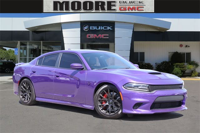 dodge hellcat for sale san diego 2016 Dodge Charger SRT Hellcat RWD for Sale in San