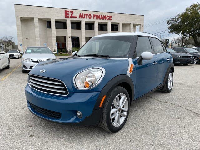 2011 MINI Countryman FWD