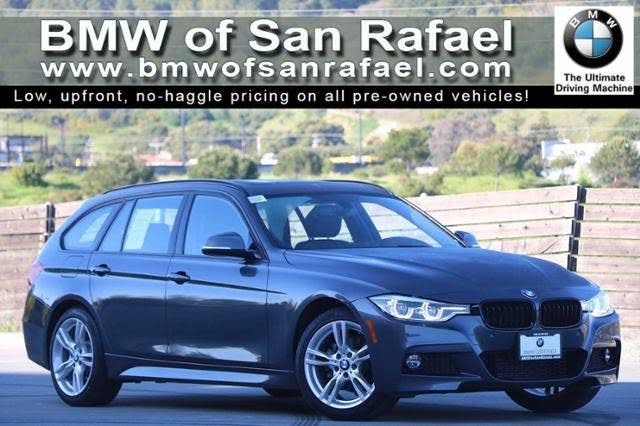 2017 BMW 3 Series 328d xDrive Wagon AWD