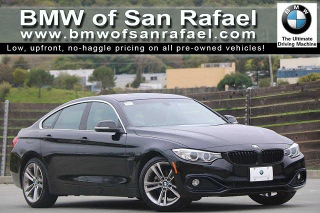 2017 BMW 4 Series 430i Gran Coupe RWD