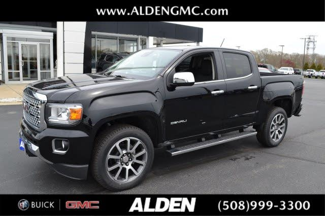 New Gmc Canyon For Sale In Syracuse Ny Cargurus