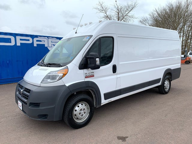 2017 RAM ProMaster 3500 159 High Roof Extended Cargo Van