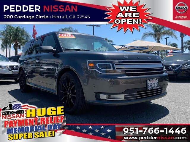 2016 Ford Flex Limited AWD with Ecoboost
