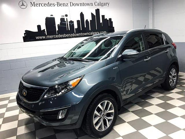 2014 Kia Sportage EX Luxury AWD