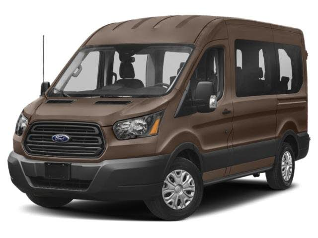 2019 Ford Transit Passenger 150 XL RWD with Sliding Passenger-Side Door