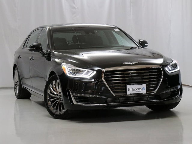2018 Genesis G90 Ultimate For Sale In Chicago Il Cargurus