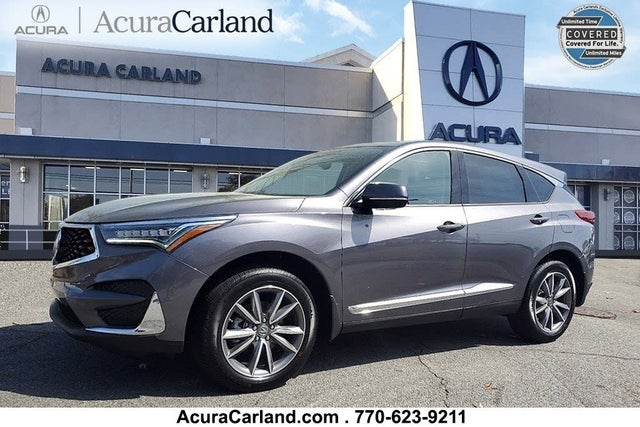 2020 Acura RDX FWD with Technology Package