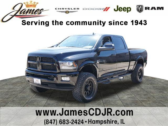2014 RAM 2500 Laramie Crew Cab 4WD