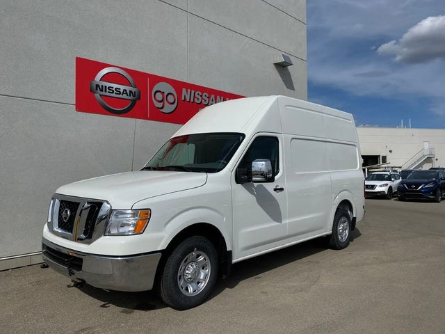 2020 Nissan NV Cargo 3500 HD SV with High Roof RWD