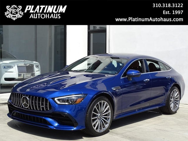 2019 Mercedes-Benz AMG GT 53 Sedan 4MATIC AWD