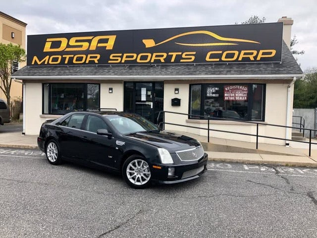 Used Cadillac STS-V for Sale (with Photos) - CarGurus