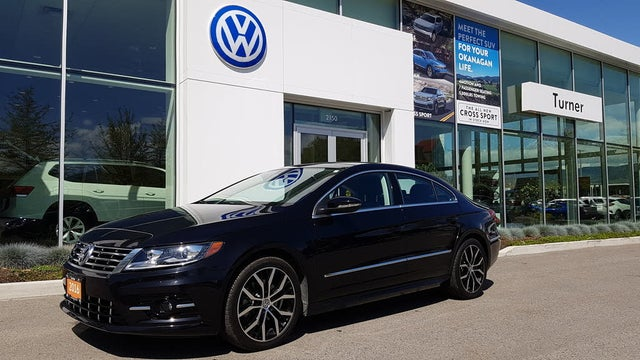 2016 Volkswagen CC 2.0T R-Line Executive FWD