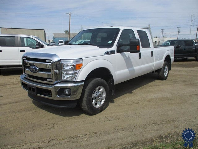 2016 Ford F-350 Super Duty XLT Crew Cab 4WD