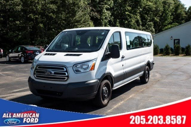 2018 Ford Transit Passenger 150 XL Low Roof RWD with Sliding Passenger-Side Door