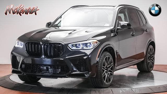 2020 BMW X5 M Competition Sports Activity Vehicle AWD