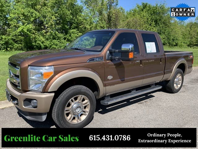 2012 FORD SUPER DUTY F250 F350 XL XLT LARIAT KING RANCH OWNERS MANUAL USER 12
