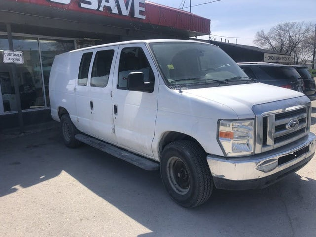 2009 Ford E-Series E-250 Cargo Van