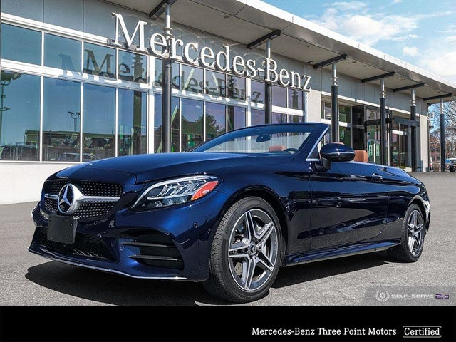 2019 Mercedes-Benz C-Class C AMG 43 4MATIC Cabriolet AWD