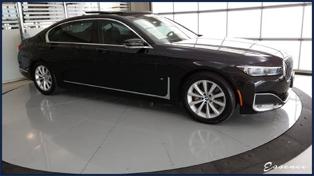 Used 2020 BMW 7 Series 740i RWD for Sale (with Photos ...