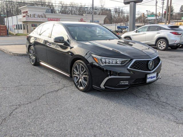 2019 Acura RLX Hybrid Sport SH-AWD with Advance Package