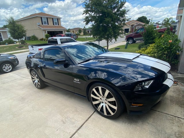 2011 Ford Mustang GT Coupe RWD