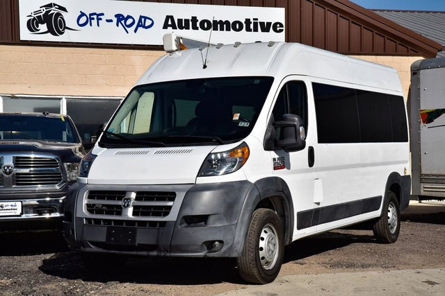 2015 RAM ProMaster 2500 159 Cargo Van with Window