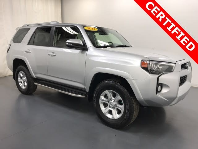 2017 Toyota 4Runner TRD Off-Road Premium 4WD