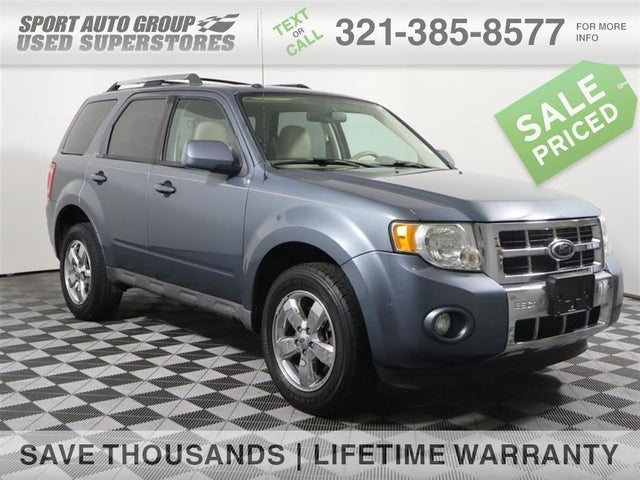 2012 Ford Escape Limited FWD