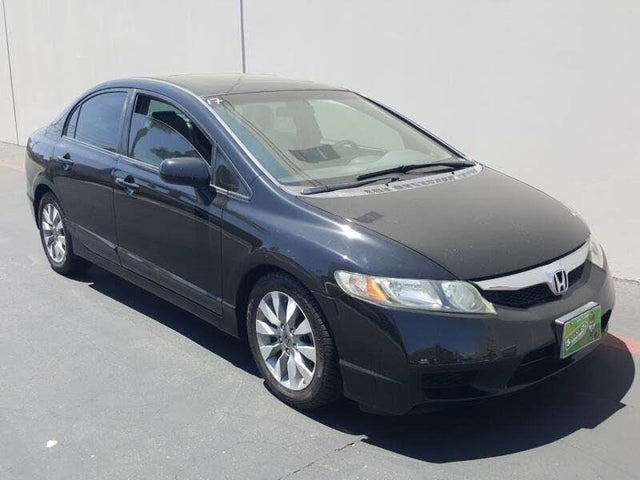2011 Honda Civic EX with Navigation