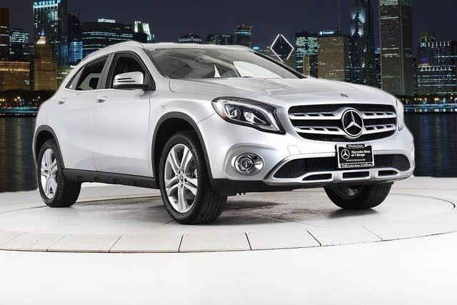 2019 Mercedes-Benz GLA-Class GLA 250 FWD