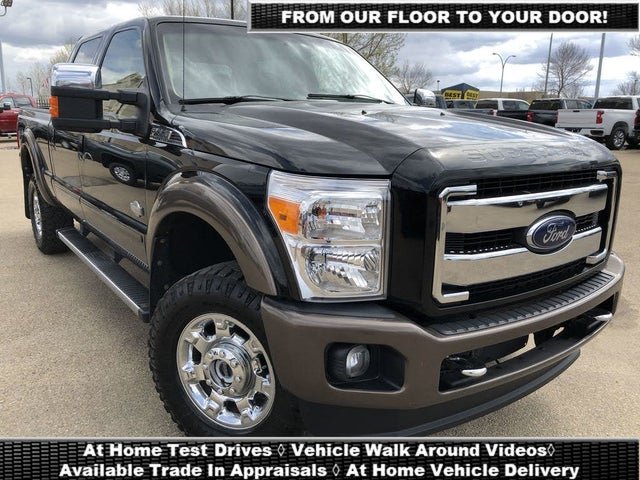 2016 Ford F-350 Super Duty King Ranch Crew Cab 4WD