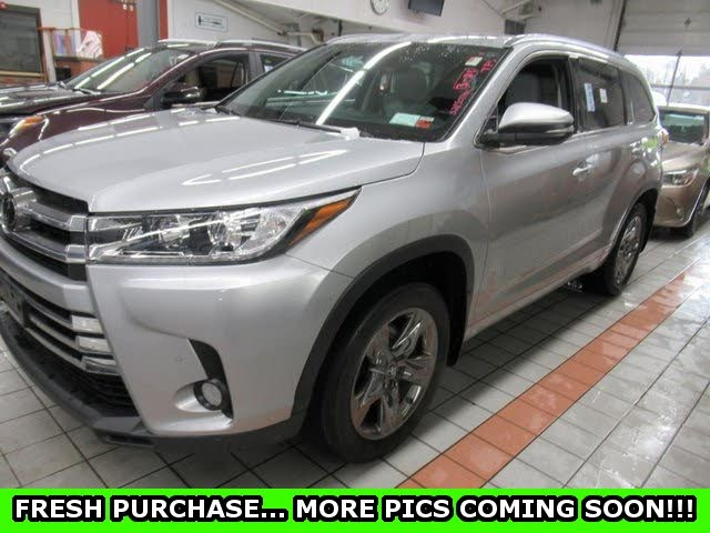 2017 Toyota Highlander Limited Platinum AWD