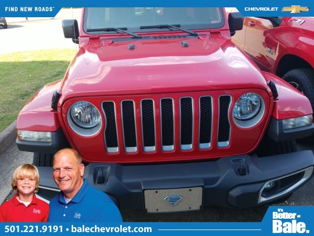 Heller Ford El Paso Il >> Used 2019 Jeep Wrangler Unlimited Sahara 4WD for Sale (with Photos) - CarGurus