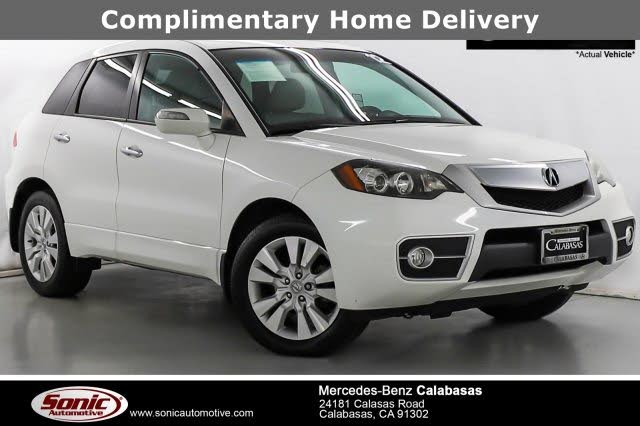 2012 Acura RDX FWD with Technology Package