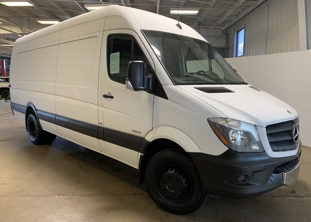 2014 Mercedes-Benz Sprinter Cargo 3500 170 High Roof DRW RWD