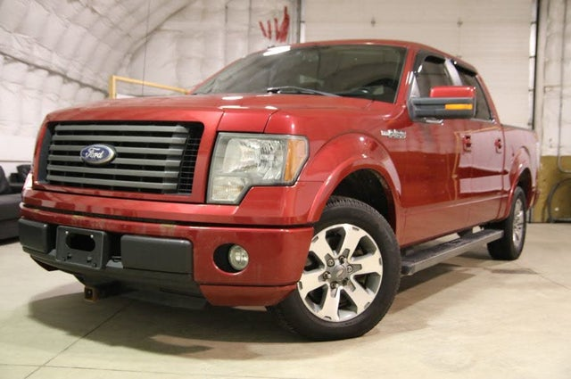 2010 Ford F-150 FX2 SuperCrew