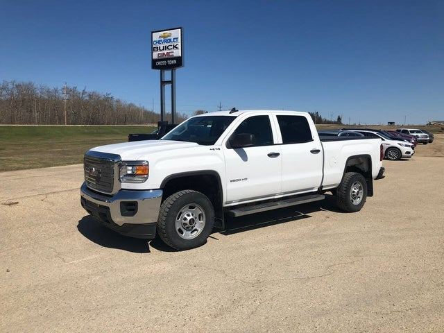 2016 GMC Sierra 2500HD Base Crew Cab SB 4WD