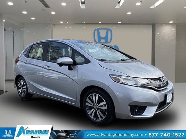 2017 Honda Fit EX-L with Navi