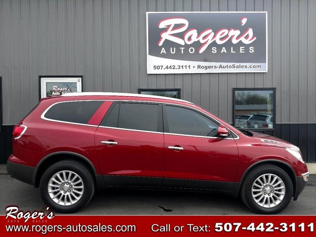 2012 Buick Enclave FWD